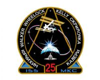 Expedition 25 Mission Decal